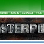 ll logo di Masterpiece su Rai Tre