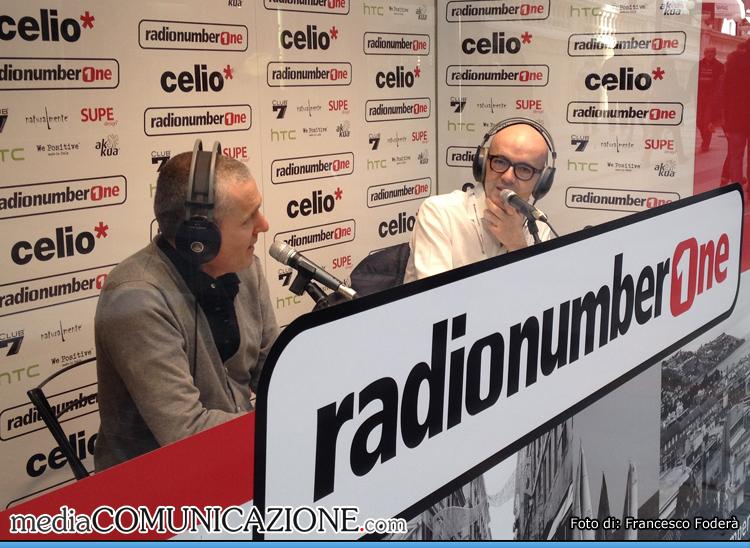 Anche quest'anno Radio Number One è in diretta da Sanremo