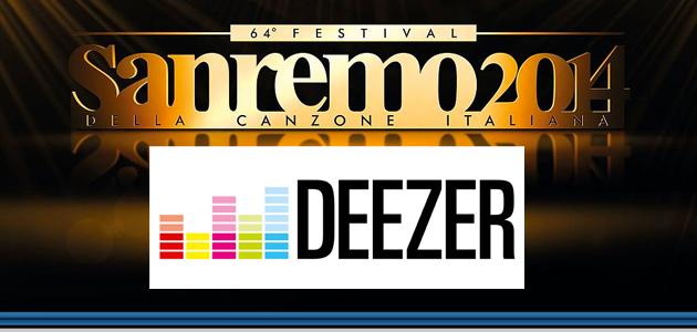 Su Deezer Sanremo è un successo. Ecco la classifica ascolti