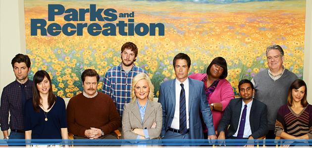 """Michelle Obama comunica la cultura del benesere nella sitcom """"Parks and recreation"""""""