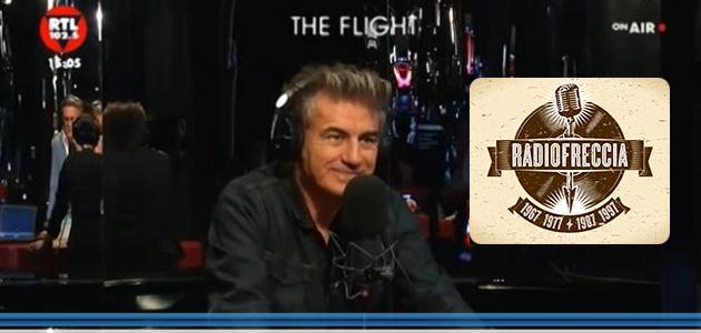 Da domani Ligabue torna a fare la radio su Ligachannel e RTL 102.5