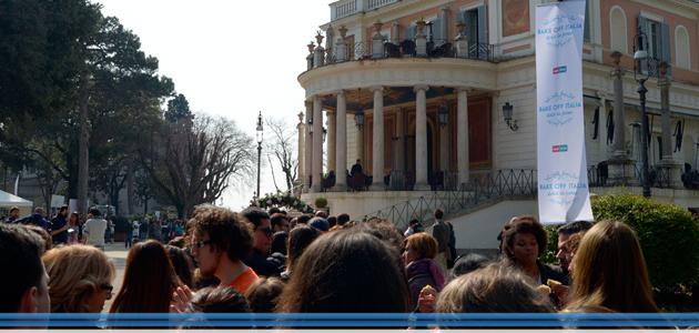 Bake Off Italia Event a Roma (Reportage e Fotogallery)