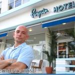 Anthony Melchiorri di Hotel da Incubo