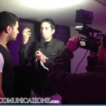 Interviste nel Backstage