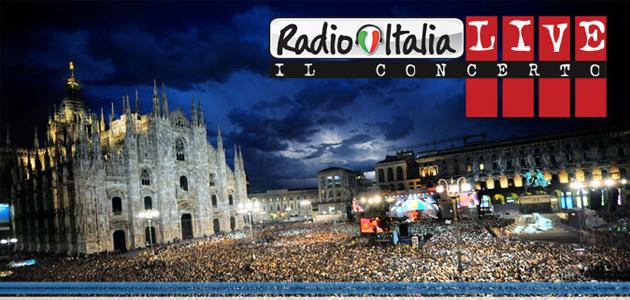 RadioItalia LIVE – Il Concerto – Torna il primo Giugno a Milano #rilive