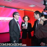 Sergio Catellitto e Margaret Mazzantini intervistati