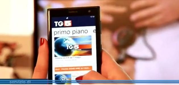 TG5 lancia la nuova app per intervenire in diretta