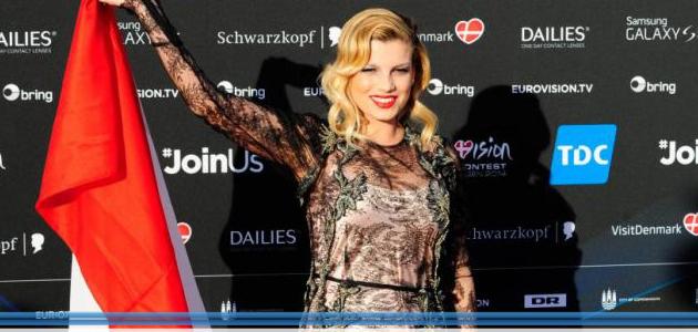 Stasera Emma Marrone all'Eurovision Song Contest tra Ziggy Stardust e Antica Roma