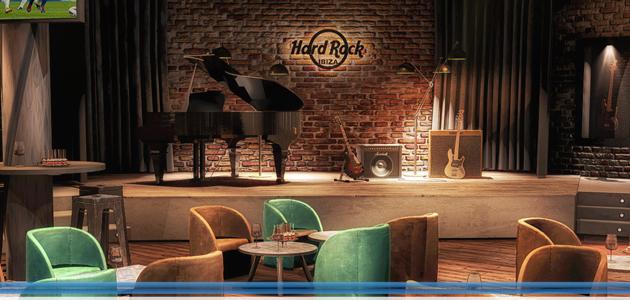 Oggi Hard Rock inaugura il primo HR Hotel d'Europa a Ibiza