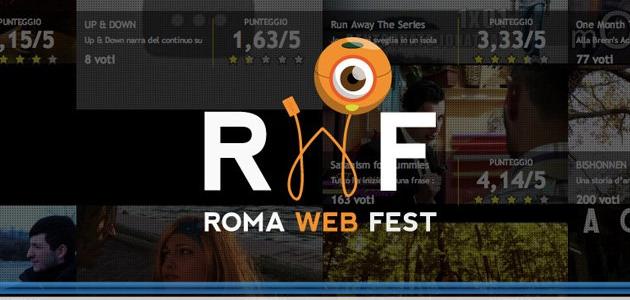 Hai una web-serie? Partecipa Roma Web Fest 2014