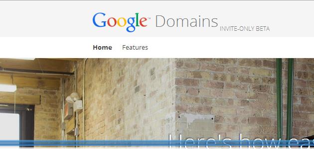 Novità da Google che punta ai Domini web