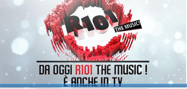 R101 è anche TV al Canale 66 del Digitale Terrestre