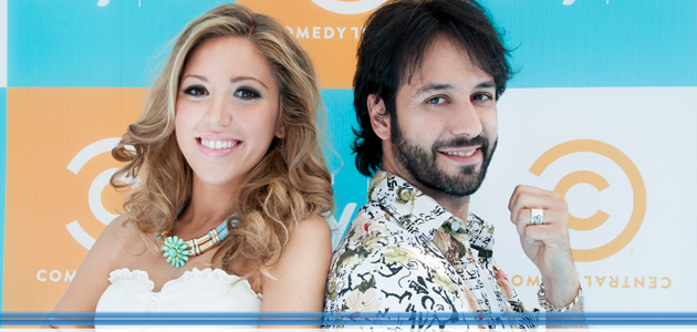 TV – Da stasera Comedy Central presenta Comedy On The Beach