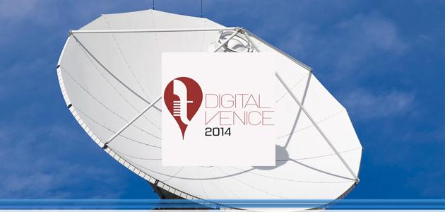 """#DigitalVenice – """"Il Satellite è l'unica tecnologia per il fururo"""""""