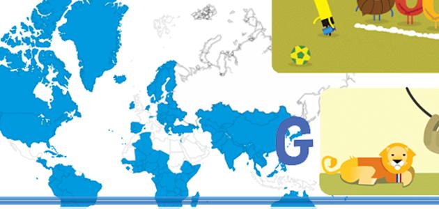 """Google ci butta fuori dai """"doodle calcistici"""" dopo l'eliminazione dai Mondiali"""