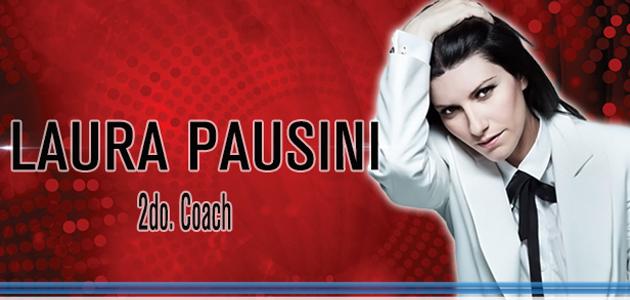 Laura Pausini diventa coach nel talent La Voz (The Voice) Mexico
