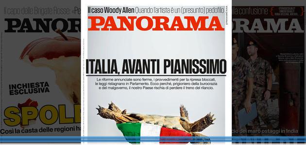 """Novità nel """"Sistema Panorama"""" diretto da Giorgio Mulè"""