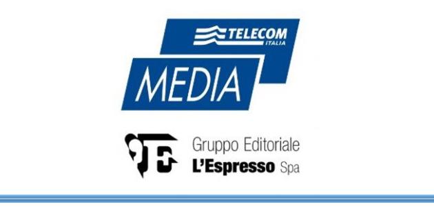 TI Media ed Espresso danno vita a Persidera, il gruppo da 5 multiplex nazionali