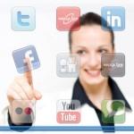 consulente social facebook twitter