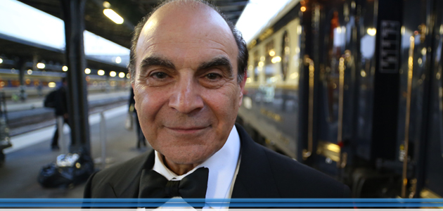 "Stasera il documentario ""Being Poirot"" su Diva Universal"