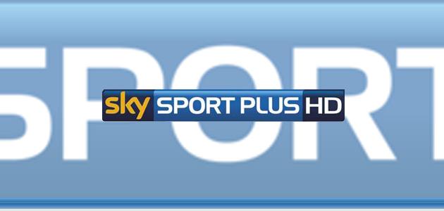 Il 19 Agosto arriva sul canale 204 Sky Sport Plus HD