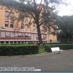 Esterno dell'Università Niccolò Cusano