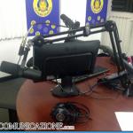 Lo Studio della Diretta di Radio Cusano Campus