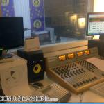 La regia della Diretta di Radio Cusano Campus