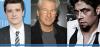 Richard Gere, Benicio del Toro e Josh Hutcherson oggi al Roma Film Festival