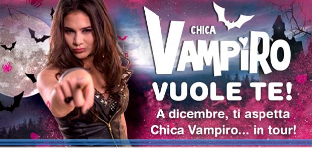 Chica Vampiro Boing Arriva In Italia E Lancia Un Casting