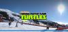 Le Ninja Turtles di Nickelodeon sulla neve italiana