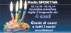 Auguri a Radio Sportiva: 4 anni in continua crescita