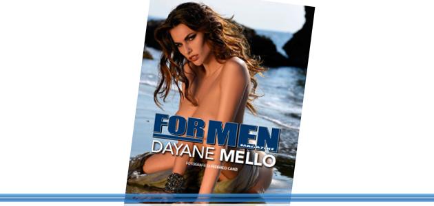 Dayane Mello Calendario For Men.Dopo Il Successo Di Vendite Il Calendario For Men Pubblica