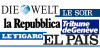"Ultim'Ora: Die Welt, El Pais, la Repubblica e Le Figaro insieme in ""Leading European Newspaper Alliance"""