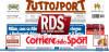 """Rds, Corriere dello Sport e Tuttosport insieme in""""I 100 secondi del Corriere dello Sport-Stadio e Tuttosport"""""""