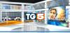 Il TG5 completamente digitale da lunedì 22 febbraio