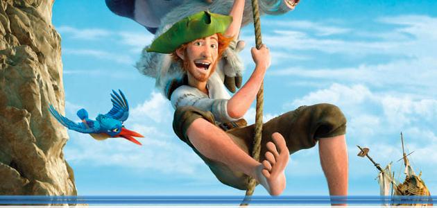 Robinson crusoe dal maggio al cinema trailer