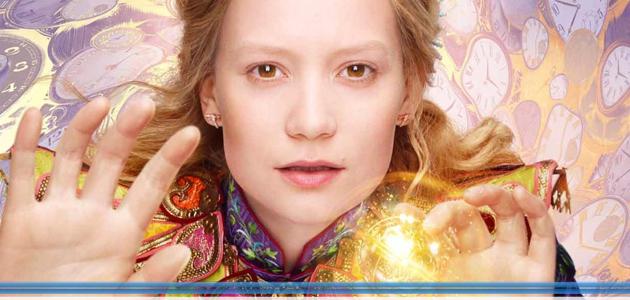 Alice attraverso lo specchio dal 25 maggio al cinema - Frasi di alice attraverso lo specchio ...