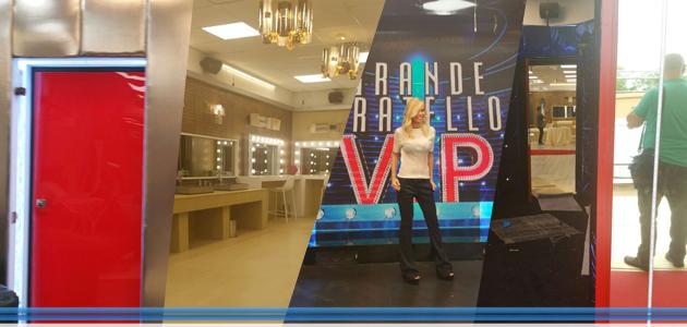 #BackStage #GFVip – Visita alla Casa del Grande Fratello VIP