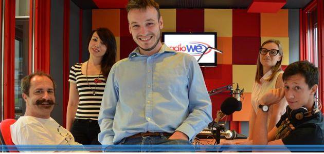 Anteprima: Al via la stagione radiofonica di Radio We – Si comincia con le interviste a Tony Price (Radio Caroline) e Johnny Walker di (Radio Luxembourg)