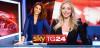 """#SkyTG24 – Paola Saluzzi a """"Dentro i fatti, con le tue domande"""" e Federica de Sanctis al Talk del pomeriggio"""