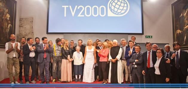 I nuovi palinsesti di #TV2000 – Reportage