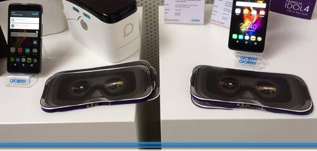 Alcatel presenta i nuovi device – Reportage