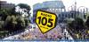 Radio 105 è radio ufficiale di Maratona di Roma