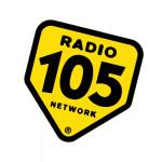 Radio 105 cambia colori e si inclina il marchio