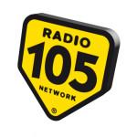 Il marchio Radio 105 viene elaborato in 3D