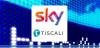 Al via la partnership tra Tiscali e Sky Italia