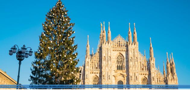 Albero Di Natale Milan.Il 6 Dicembre Si Accende L Albero Di Natale Sky A Milano