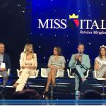 Miss Italia 2018 Patrizia Mirigliani, Diletta Leotta, Franchesco Facchinetti